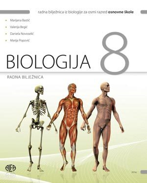 Rješenja radne bilježnice iz biologije 8